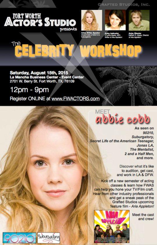 Abbie Cobb Poster