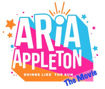 Aria Appleton Logo 'themovie'