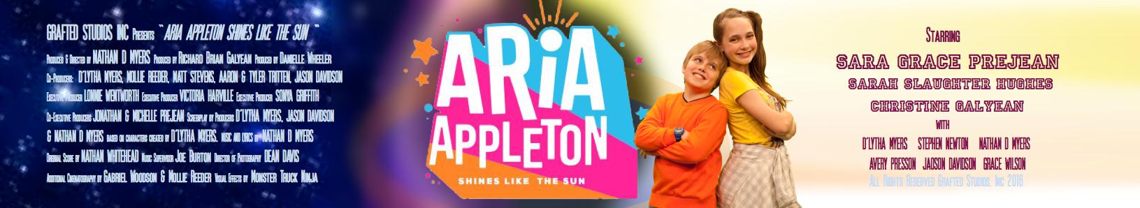 Aria Appleton – Local Casting