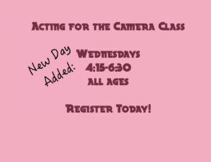 Wednesday class