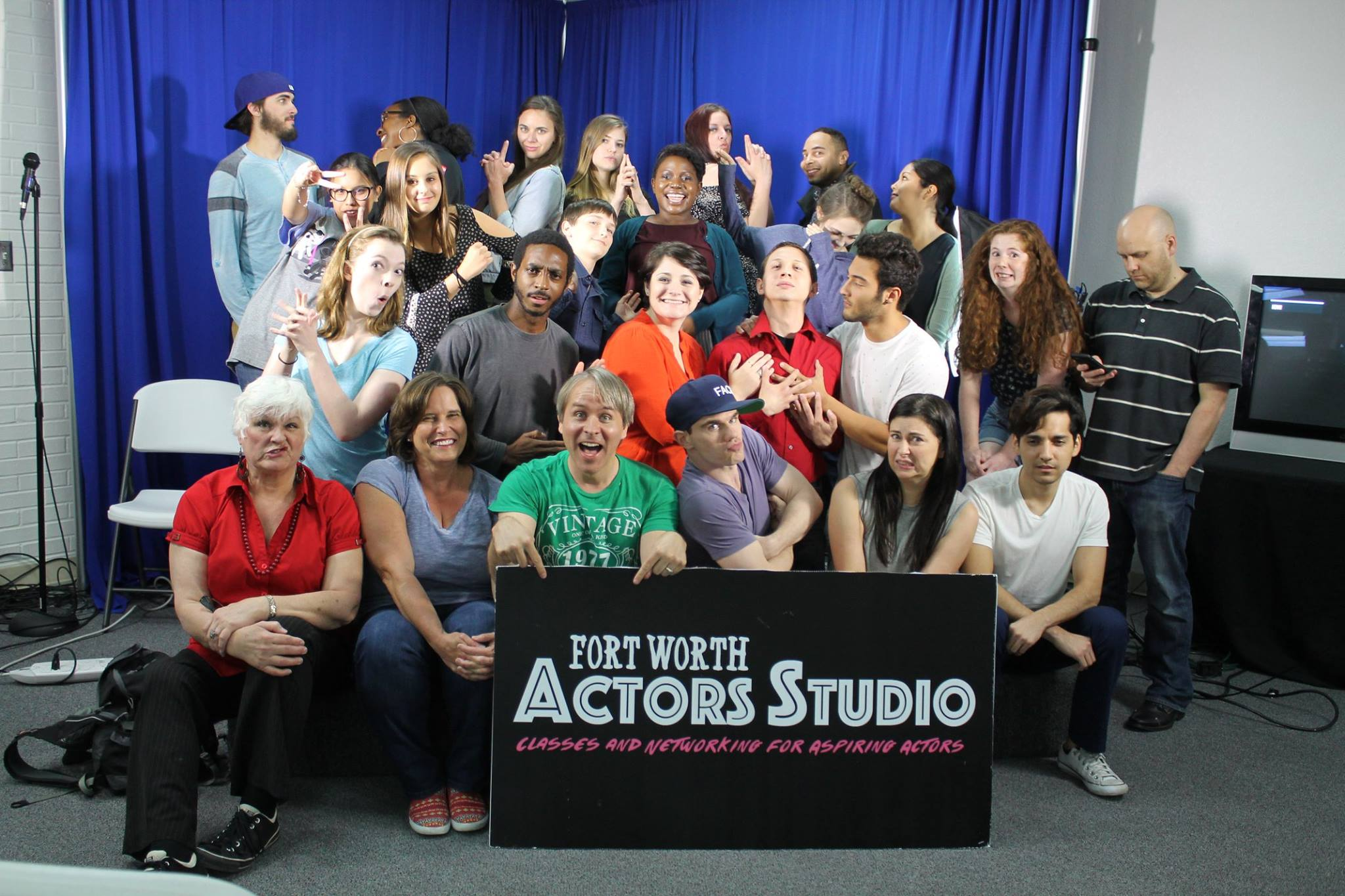 Adult/Teens: Intermediate/Advanced. Acting for the Camera
