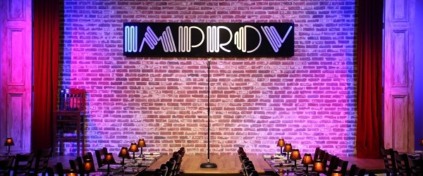 Adults/Teens: All Levels.  Improv Party